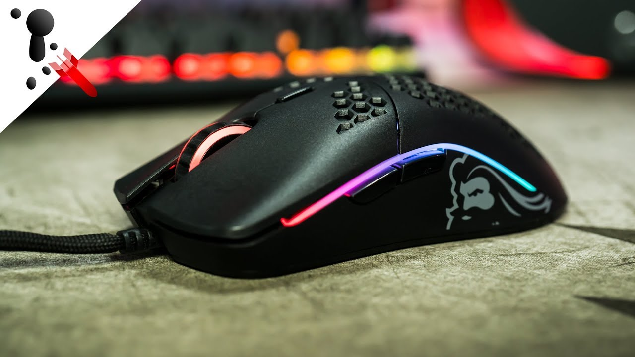The Glorious Model O Mouse