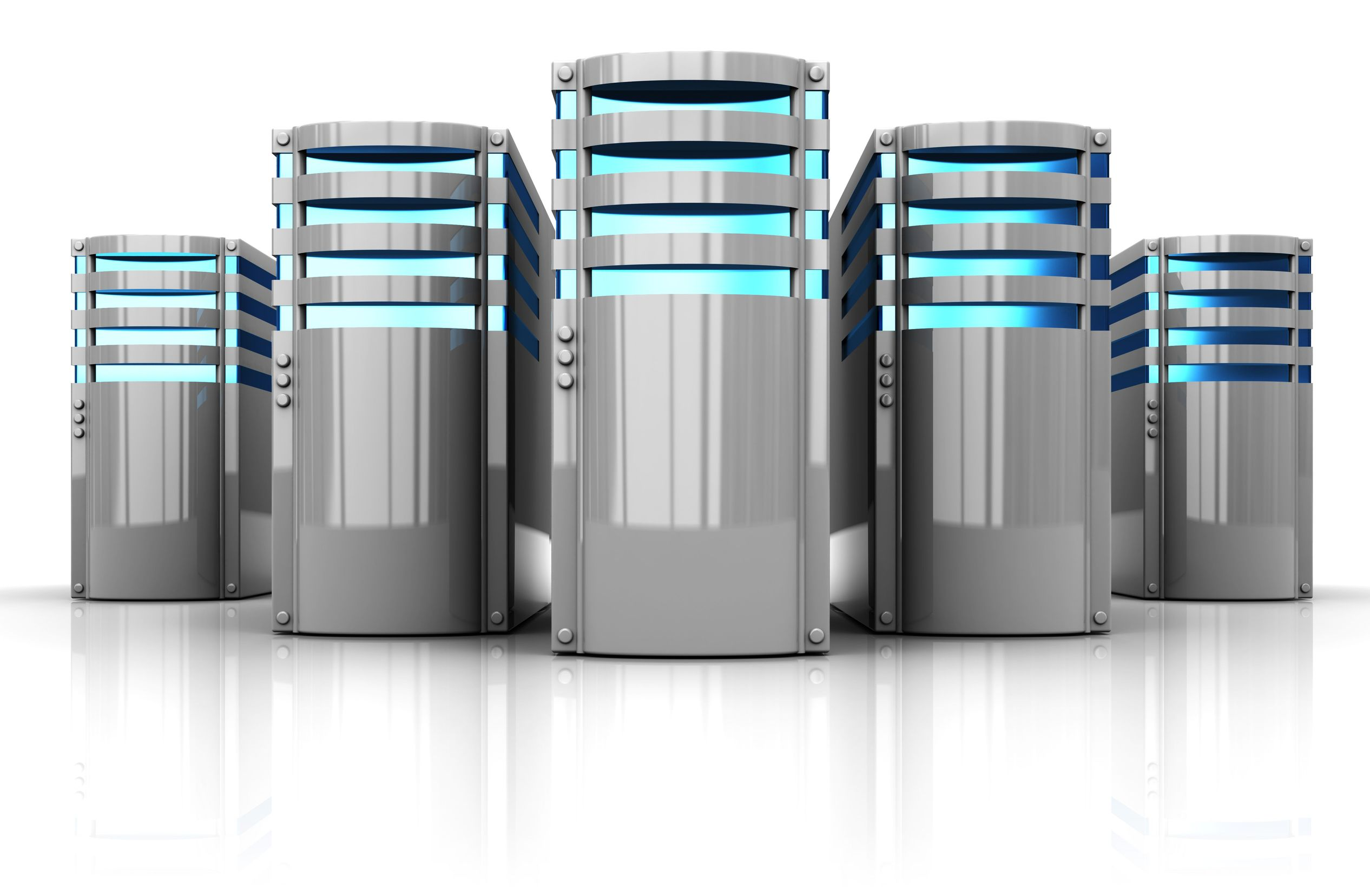 Types of hosting explained