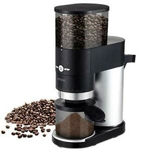 ENZOO Conical Burr Coffee Grinder
