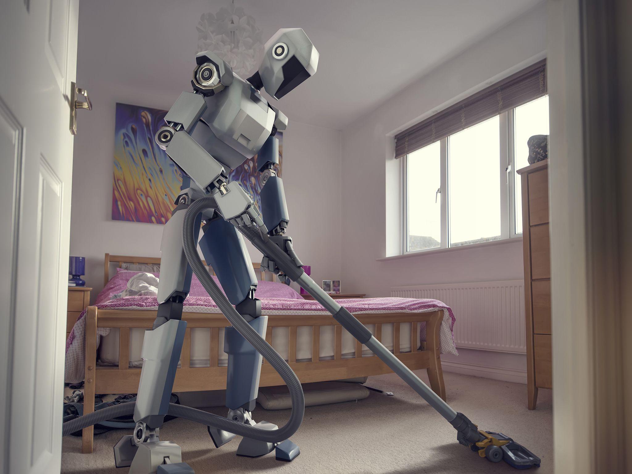 Living Robots