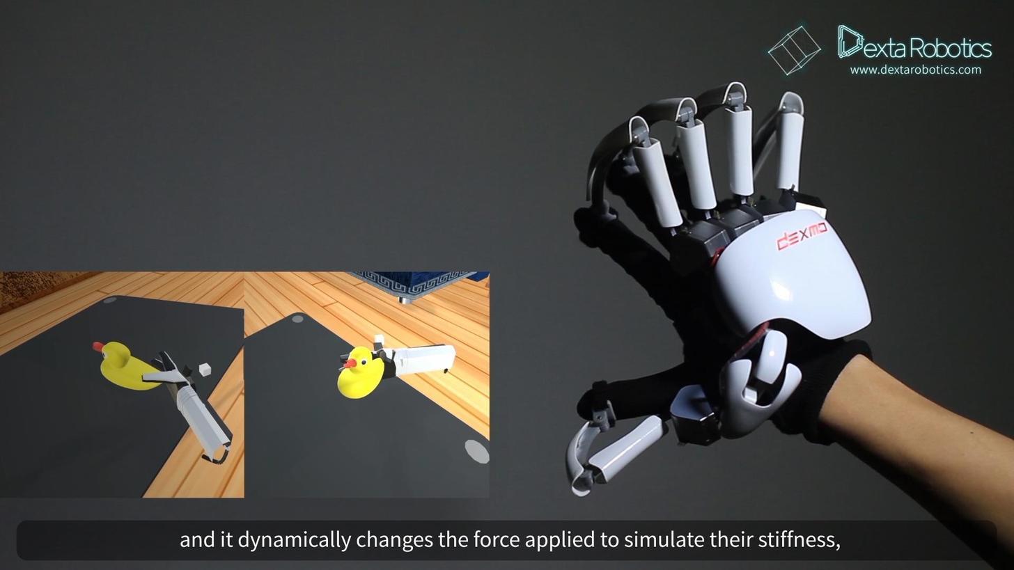 Tactile Virtual Reality