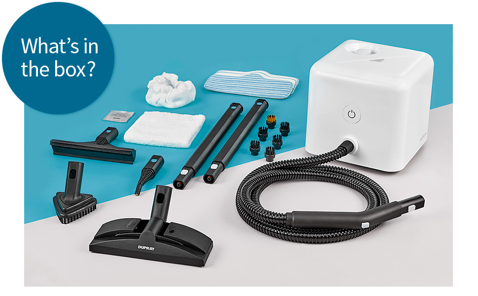 Dupray Neat Steam Cleaner