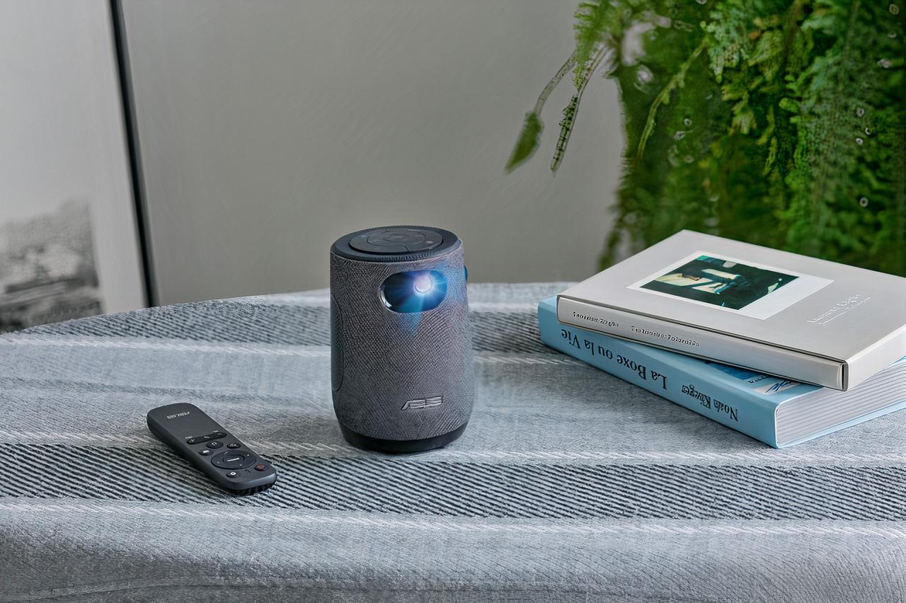 ASUS ZenBeam Latte L1 Portable LED Projector