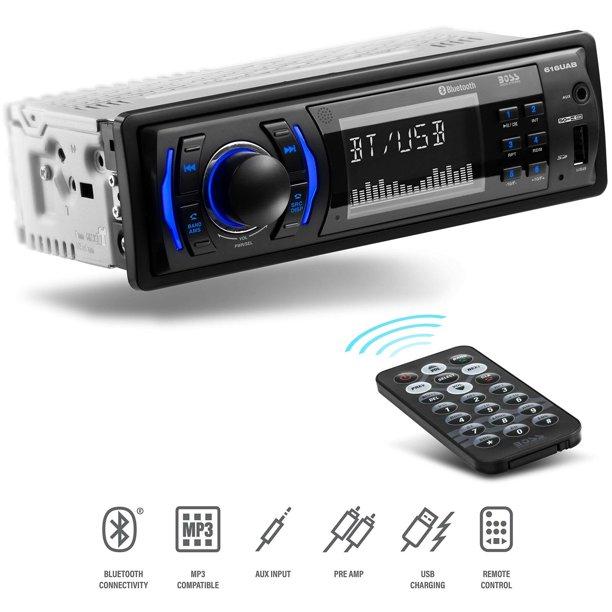 BOSS Audio Systems 616UAB Single-DIN