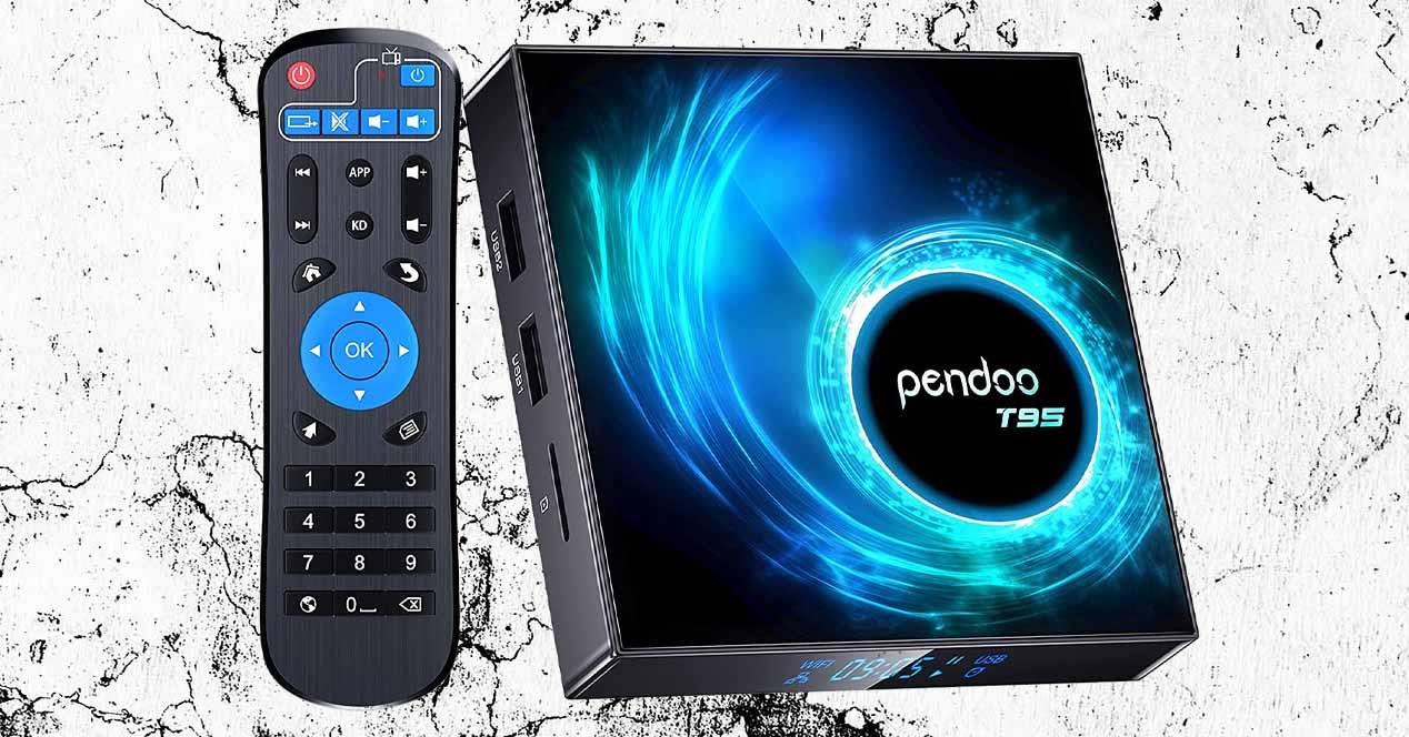 PENDOO T95