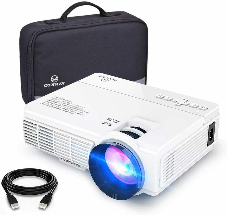 Top 10 Best Smart Portable Projector