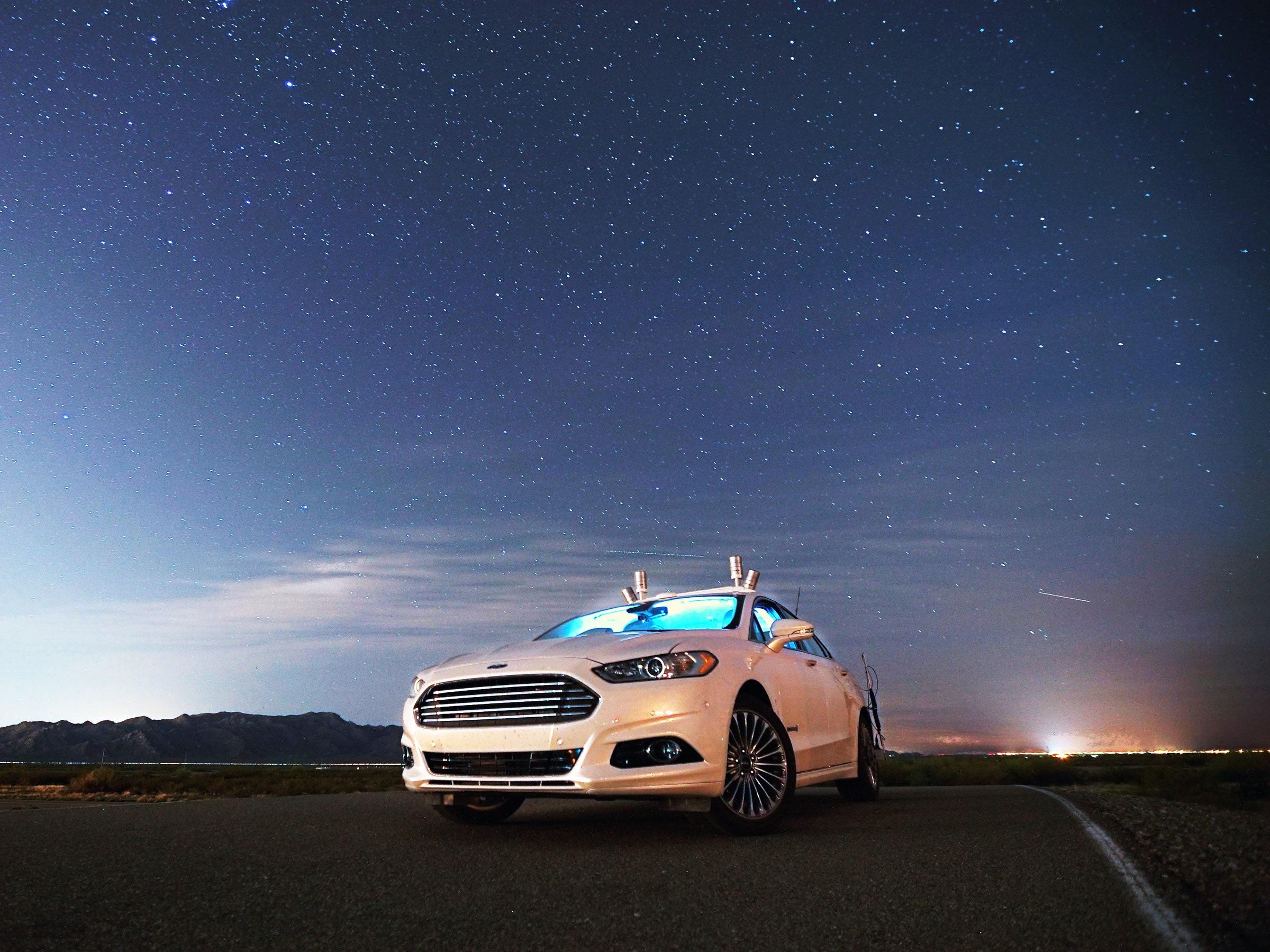 Fully Autonomous Vehicles